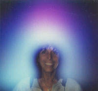 Aura Photo Donna Blue
